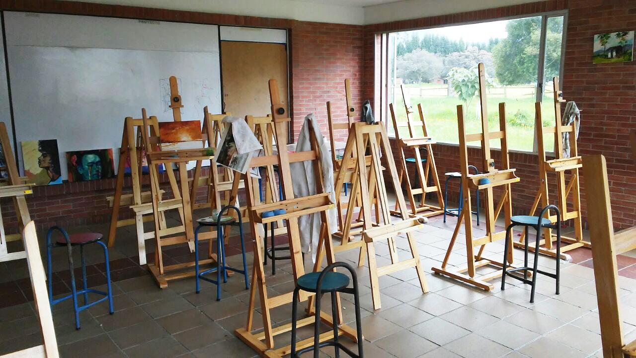 Asesorias Creación de Aulas de ARTE