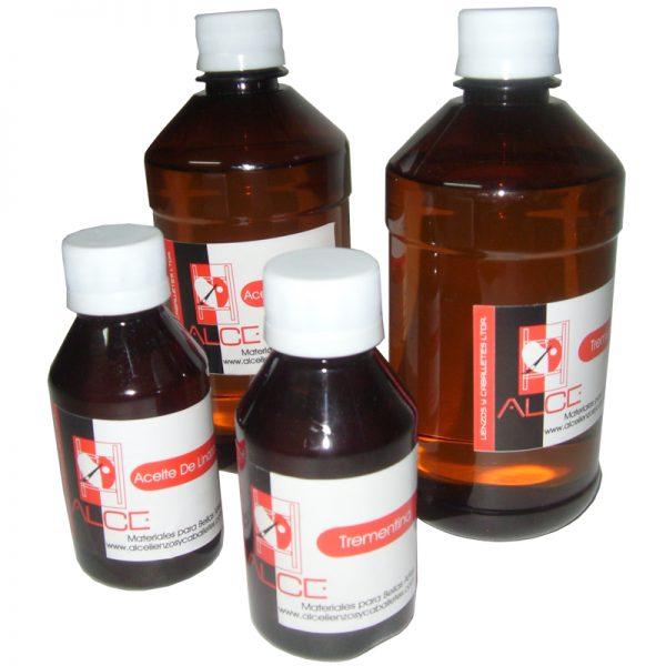 Aceite de Linaza, Trementina y Aguarras