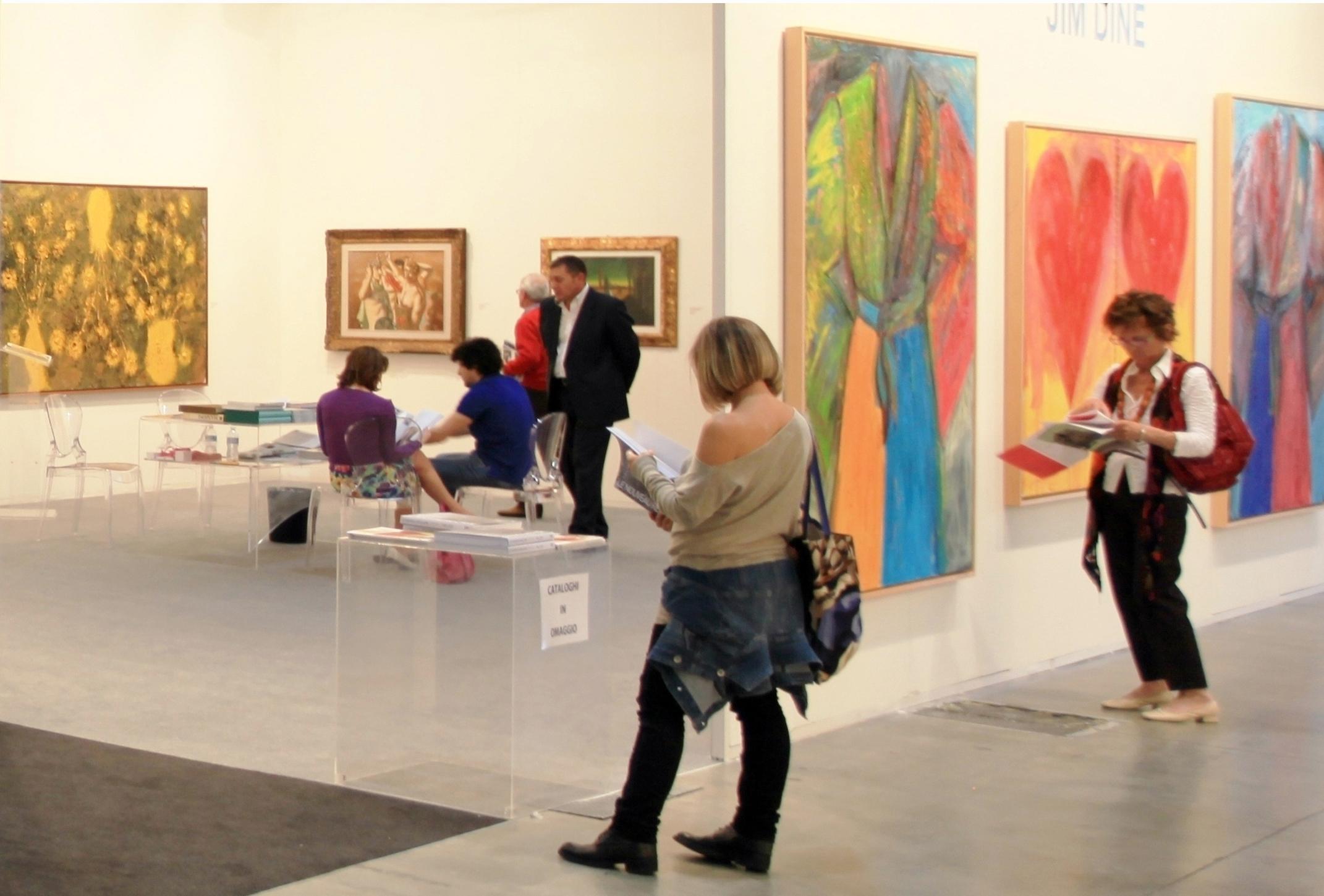 Asesoramos tu exposición de obras de Arte